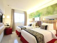 Agria Gino Feruci Hotel Bogor - Superior Twin Room Only Regular Plan
