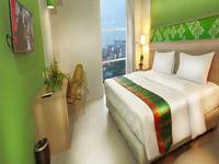 Pesonna Hotel Pekanbaru - Deluxe Double - Room Only Regular Plan