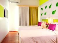 Shakti Hotel Bandung - Joy Twin Room Only Regular Plan