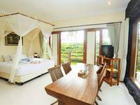 Junjungan Suite Villa Bali - Deluxe Queen Suite Regular Plan