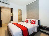 ZenRooms Kedonganan Batur Sari Bali - Double Room Regular Plan
