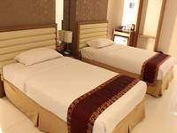 Hotel Grand Fatma Tenggarong - Deluxe Room - Twin Bed Regular Plan