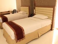 Hotel Grand Fatma Tenggarong - Deluxe Room - Twin Bed GREAT DEAL