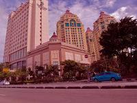 Oasis Amir Hotel di Jakarta/Senen