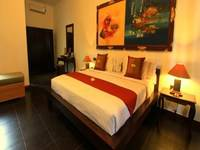 Ubud Raya Hotel Bali - Deluxe Pool View Room Only Regular Plan
