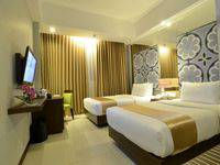 Hotel Horison Pekalongan - Executive Twin Room Only Promo 15% OFF - Non Refundable