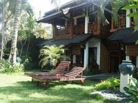 Batu Bolong Cottage Senggigi di Lombok/Senggigi