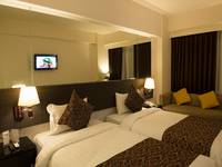 Solaris Hotel Bali - Interconnecting deluxe double and twin room Special Offer