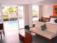Paragon Hotel Seminyak - Paragon Junior Suite with Pool Access  Regular Plan