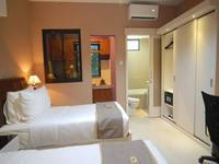 Grand Kasira Hotel Kemang - Deluxe Twin With Breakfast Regular Plan