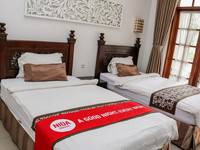 NIDA Rooms Halimun 12 Lenkong - Double Room Double Occupancy Special Promo