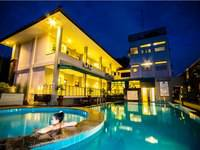 Cakra Kusuma Hotel di Jogja/Ugm