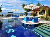 Bali Shangrila Beach Club di Bali/Candidasa