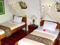 Bunga Permai Hotel Bali - Standard Room with Breakfast Hot Deal