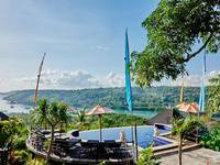 Sunrise Hut's Lembongan di Bali/Lembongan