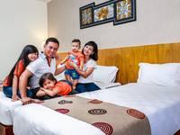 Griya Persada Convention Hotel & Resort Bandungan Semarang - Family Room Regular Plan