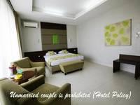 Hotel Alia Cikini Jakarta - Suite Room Regular Plan
