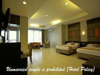 Hotel Alia Cikini - Junior Family Room Regular Plan