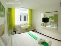 eBizz Hotel Jember - Deluxe Room Regular Plan
