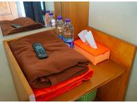 Budi House & Food Station Bandung - Economy Room - Twin Bed Regular Plan