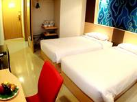 Metland Hotel Cirebon - Deluxe Twin Room Regular Plan