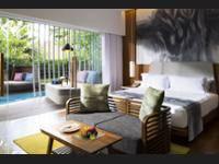 Maya Sanur Resort & Spa Bali - Kamar Deluks, pemandangan kebun Hemat 30%