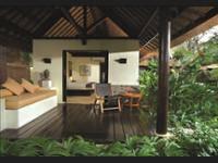 Qunci Villas Lombok - Kamar, pemandangan kebun