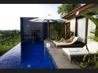 Jimbaran Cliffs Private Hotel & Spa Bali - Suite, kolam renang pribadi (Cempaka Cliff Edge) Regular Plan