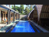 Leppa Komae Resort di Lombok/Mataram