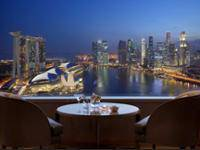 The Ritz-Carlton, Millenia Singapore di Singapore/Singapore