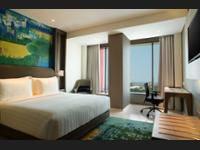 Grand Mercure Kemayoran Jakarta - Kamar Deluks, 2 tempat tidur single Regular Plan