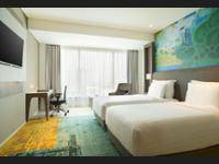 Grand Mercure Kemayoran Jakarta - Kamar Superior, 2 tempat tidur single Regular Plan