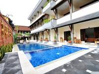 Jesen's Inn 2 Bali - Deluxe Room with Garden View  Last Minute Promotion 30% Off