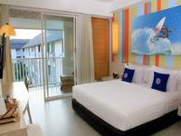 Bliss Surfer Thematic Hotel Bali - Deluxe Double / Twin Room Only Bliss Special Offer