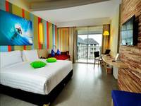Bliss Surfer Thematic Hotel Bali -  Junior Suite with Breakfast Limited Time