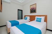 Airy Syariah Buah Batu Sanggar Kencana Satu 14 Bandung Bandung - Deluxe Twin Room Only Special Promo Jan 5