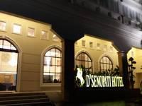 D'Senopati Malioboro Grand Hotel di Jogja/Prawirodirjan