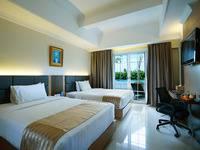 D'Senopati Malioboro Grand Hotel Yogyakarta - Deluxe Pool View Regular Plan