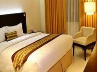 G Sign Hotel  Banjarmasin - Strait Times Double Room Regular Plan
