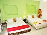 Nitada Premier Jogja Yogyakarta - Family Room Deluxe Twin Double Bed  Regular Plan