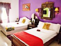 Nitada Premier Jogja Yogyakarta - Family Room Twin Double Bed Bathtub  Regular Plan