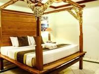 Legian Village Beach Resort Bali - Luxury Room With Breakfast Basic Deal Discount 50%