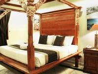 Legian Village Beach Resort Bali - Standard Room with Breakfast Basic Deal Discount 50%