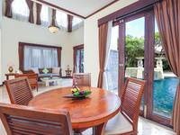 The Citta Luxury Residence Bali - Two Bedroom Garden Villa With Pool View Regular Plan