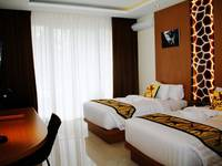 Royal Safari Garden Resort and Convention Bogor - Deluxe New Giraffe Room Only Regular Plan