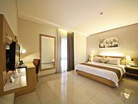 Anggrek Gandasari Hotel Bandung - Deluxe Double With Breakfast Regular Plan