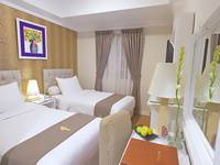 F Hotel Jakarta by Bencoolen - Standard Room Last Minute Booking