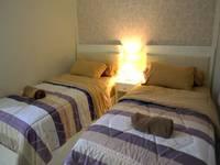 Rizh Garden Family Hotel Bandung - Standard Twin Bed Room Regular Plan