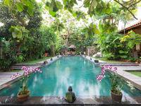Villa Kampung Kecil Bali - ETHNIC ONE BEDROOM VILLA 8 MINUTE DRIVE FROM BEACH BREAKFAST CUTE FAMILY 1 BEDROOM