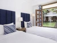 Adhisthana Hotel Yogyakarta - Deluxe Twin Lantai Dasar Room Only Regular Plan